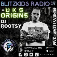 DJ ROOTSY - The UKG Origins LIVE Radio Show - 14/03/2021