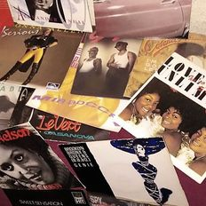 STRICTLY 45s #27 >PICK UP THE '80s<