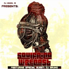 DJ Angel B! Presents: Soulfrica Vibecast (Episode LXXXIII) The 2020 Afro Finale ~ Feat. DJ Bruno