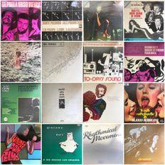 VinyLand TRV091 - Italian Mood Atmosphere - Jazz & Library - Toni Rese Dj