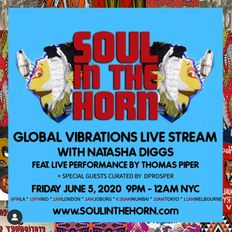 Soul In The Horn: Global Vibrations Vol. III