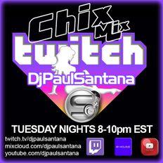 02-16-2021 Chix Mix with Dj Santana