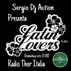 LATIN LOVERS 12 RADIO THOR ITALIA