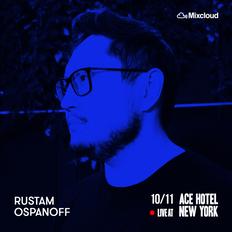 Rustam Ospanoff - Live at Ace Hotel NYC (Nov 10th, 2019)