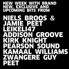 #761 NEW JAMIE PEET & NIELS BROOS | PEARSON SOUND | AIRHEAD | ADDISON GROOVE | KAMAAL WILLIAMS ...