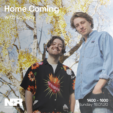 Home Coming w/ Lovejoy - 19th of January