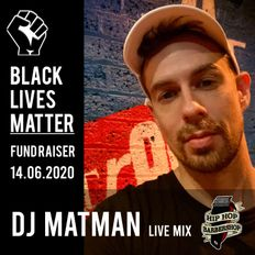 @DJMATMAN - BLACK LIVES MATTER LIVE MIX FOR @HIPHOP.BARBERSHOP