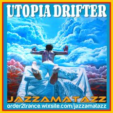 UTOPIA DRIFTER= Chemical Brothers, Johnny Cash, Leftfield, Moby, Hot Chip, UNKLE, Orb, KLF, Enigma..