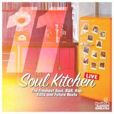 The Soul Kitchen LIVE - 11 - 23.08.2020 // Landel, Full Crate, Etta Bond, Brian McKnight, Duckwrth