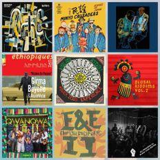 #82 Mulatu Astatke-Hailu Mergia-Girma Biyene-Eddy & The Ethiopians-Qwanqwa-Akale Wube-Dexter Story