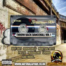 Throwback Dancehall Vol 1