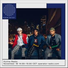 Hunna Radio - 18th November 2019