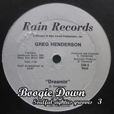 Boogie Down : Soulful Eighties Grooves #3