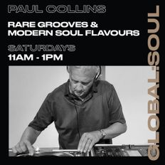 Rare grooves & modern soul flavours (#809) 8th May 2021 Global:Soul