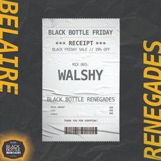 90's R&B Black Friday Belaire Renegades Promo M1x