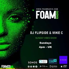THE SUNDAY VIBES SHOW ON WWW.FOAMRADIO.COM 17-01-2021