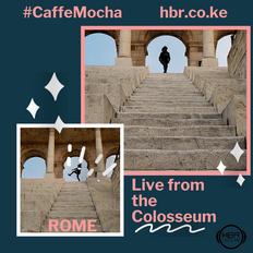 Caffé Mocha #366 Live from Rome,Italy