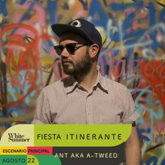 Ant aka A-Tweed dj set - 22/08/19 - Recorded live @ White Summer x Gozalow (Costa Brava - ESP)