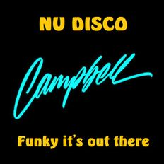 Nu Disco - Funky it's out there