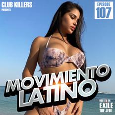 Movimiento Latino #107 - DJ AR (Latin Party Mix)