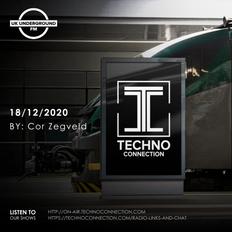 Cor Zegveld exclusive radio mix UK Underground presented by Techno Connection 18/12/2020