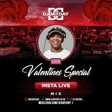 @DJDAYDAY_ / Valentines 5 Hour Live Mix