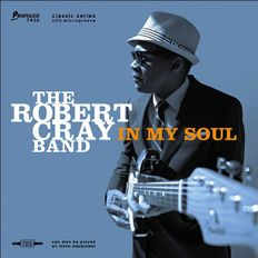 Robert Cray Interview 2014 -Plus One Track from In My Soul