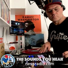 The Sounds You Hear #33 on Ness Radio (All 45s Special)