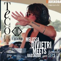 Melissa DiVietri & Badskoba @ Di-Techno collab