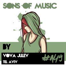 SONS OF MUSIC #149 by VOVA JULEV