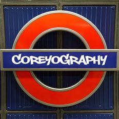 COREYOGRAPHY | LONDON