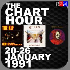 THE CHART HOUR : 20 - 26 JANUARY 1991