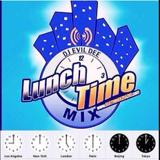 THE LUNCHTIME MIX 04/30/21 !!! (FUNK, SOUL, RnB & DISCO)