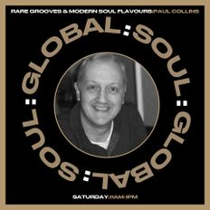 Rare grooves & modern soul flavours (#735) 7th December 2019 Global:Soul
