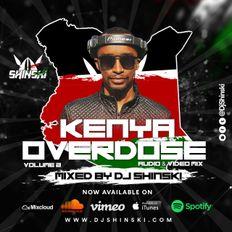 Kenyan Overdose Video Mix Vol 2 [Wamlambez, Pekejeng, Pandana, Ethic Figa]
