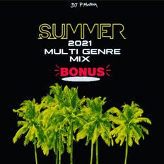 Summer 21 (Bonus Mix) RnB, Hip Hop, Drill, & Afrobeats