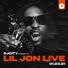Lil Jon Live (01.23.21)