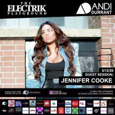Jennifer Cooke - Electrik Playground Guest Session December 2020