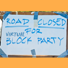 VIRTUAL BLOCK PARTY  12-09-20