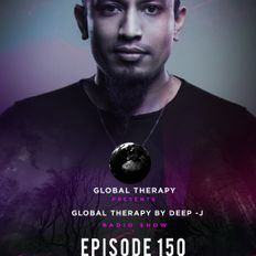 Global Therapy by DEEP-J + Guest Mix  Subandrio  [Episode 150]