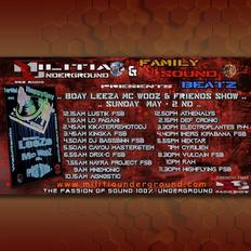 Militia Underground - Leeza Mc Wooz & Friends