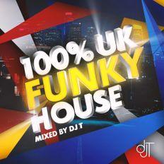 100% UK FUNKY HOUSE - @TARIQDJT