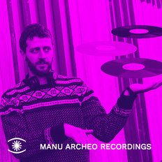 Special Guest Mix by Manu Archeo for Music For Dreams Radio - February 2019