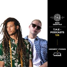 T.H.E - Podcasts 126 - Henry Fong & JSTJR