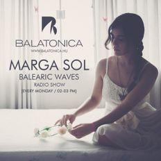 Balearic Waves with Marga Sol - Prayer For Love [Balatonica Radio]