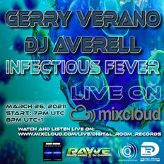 Gerry Verano LIVE@Infectious Fever #2