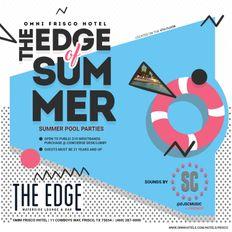 Omni Hotel Frisco Edge Of Summer Pool Vibes...