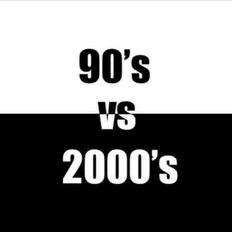 90's vs 00's HIP HOP PT 2 LIVE