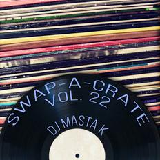 SWAP-A-CRATE VOL 22 - DJ Masta K (90s-80s-70s-60s RnB)