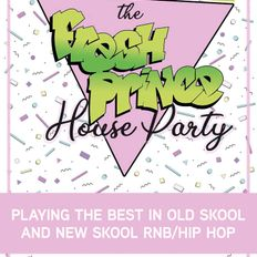 """Nathy B Presents """"The Fresh Prince House Party"""" Promo Mix"""